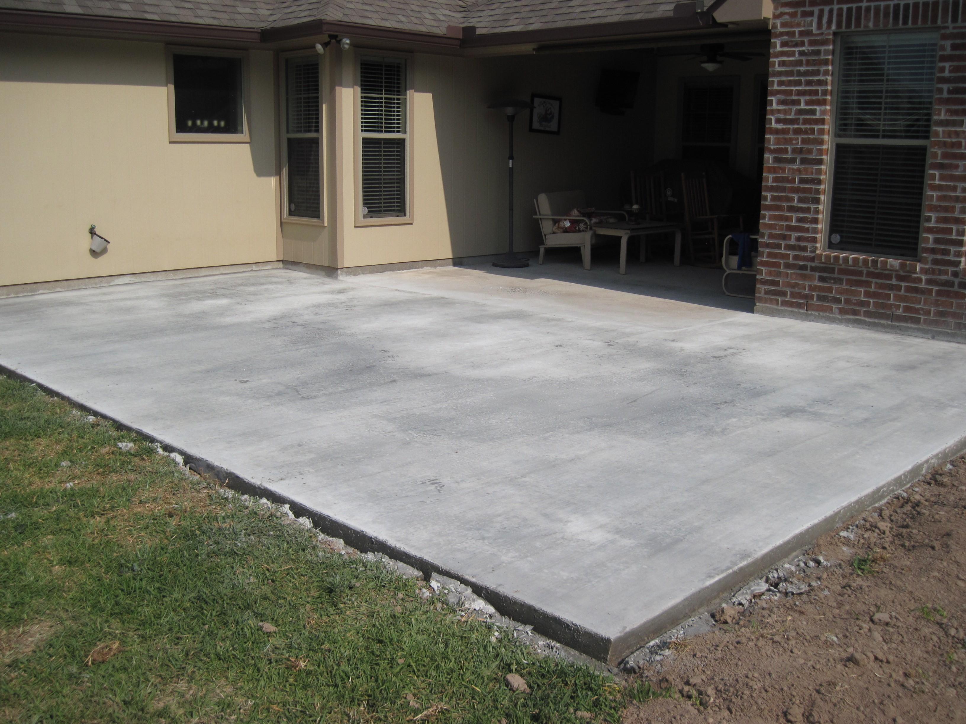 Cement Contractor: Lafayette, LA | Liberty Home ...