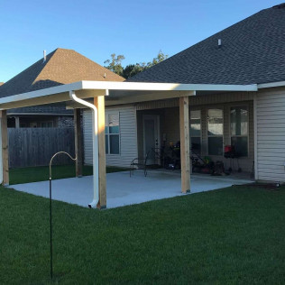Patio Cover Contractor Lafayette La Liberty Home