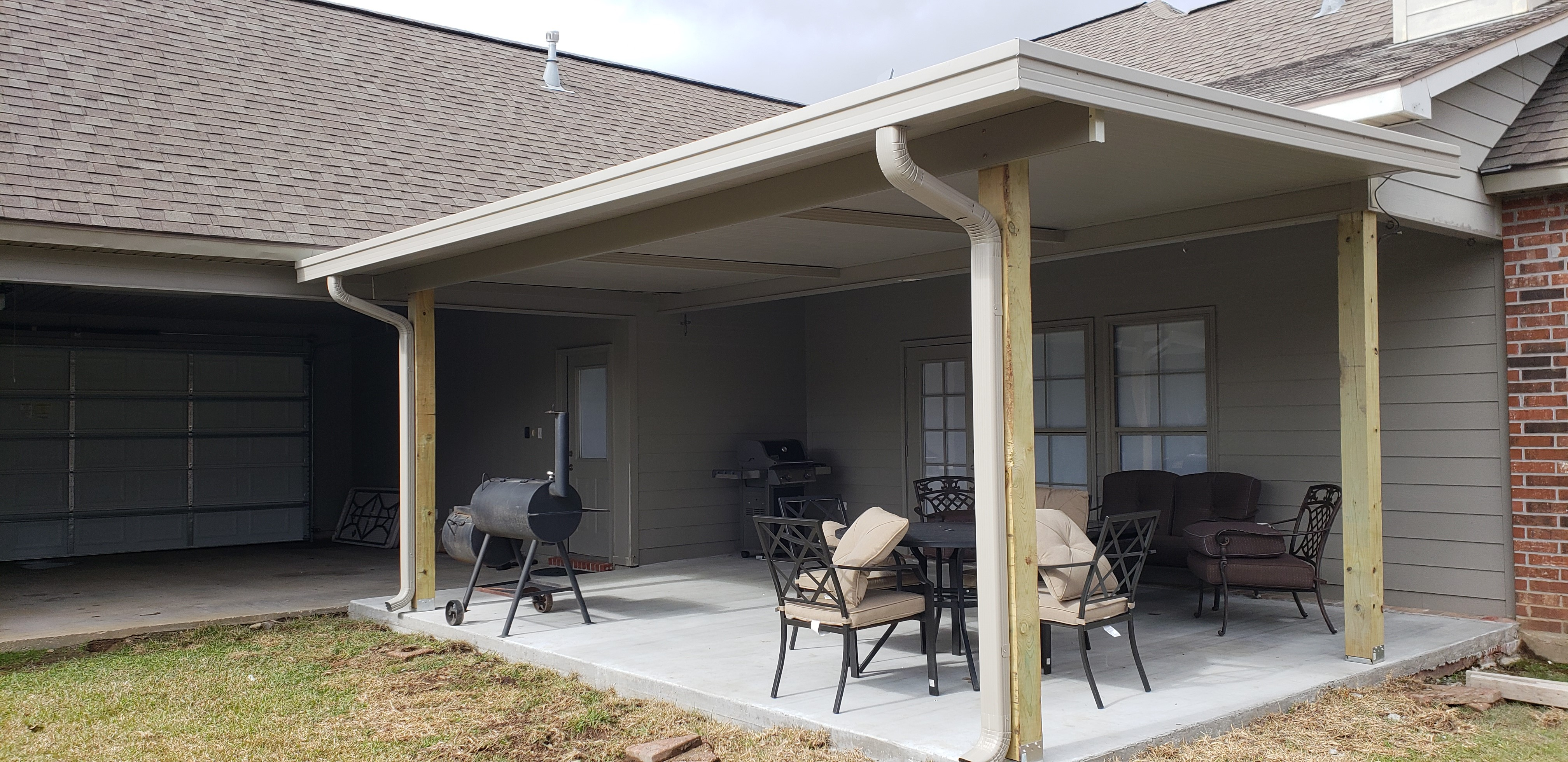 Patio Cover Contractor Lafayette La Liberty Home Improvement