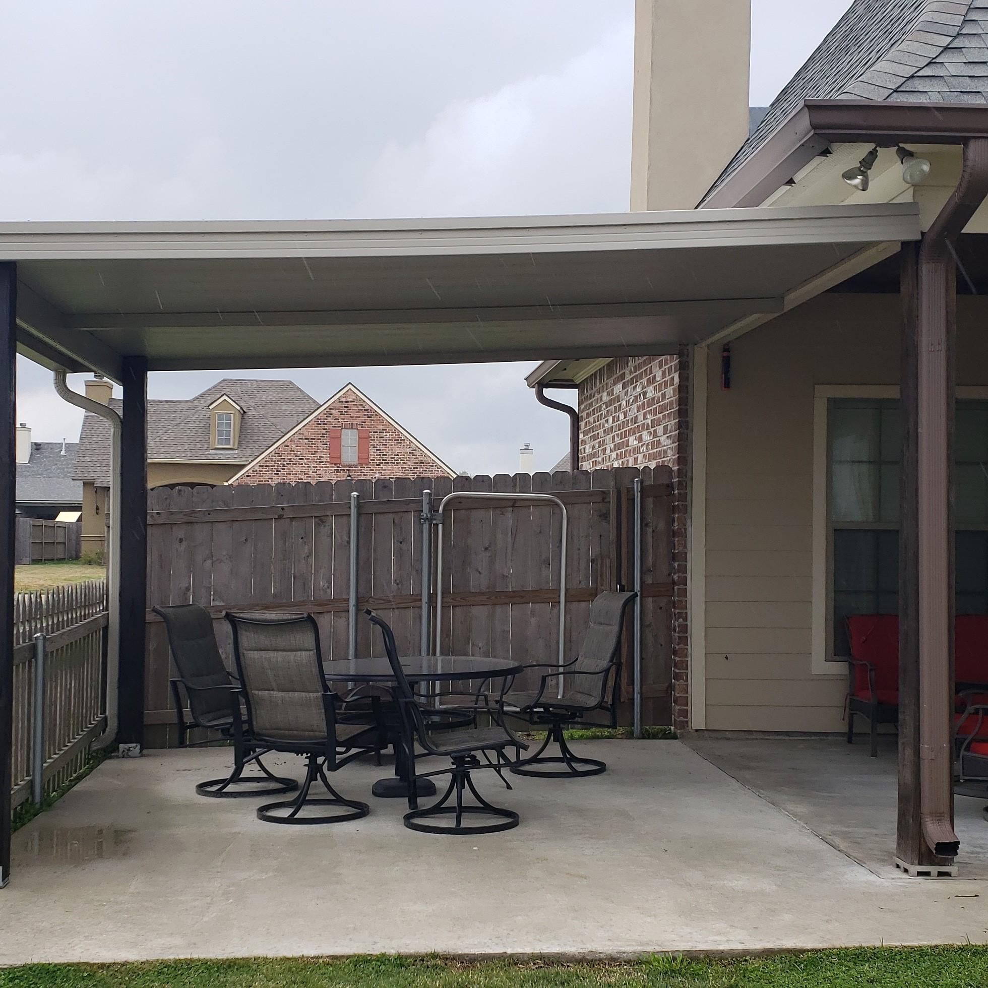 Patio Cover Contractor: Lafayette, LA | Liberty Home Improvement